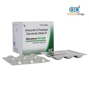 Amoxycillin 500mg and Potassium Clavulanate 125mg