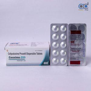 Cefpodoxime 200 mg