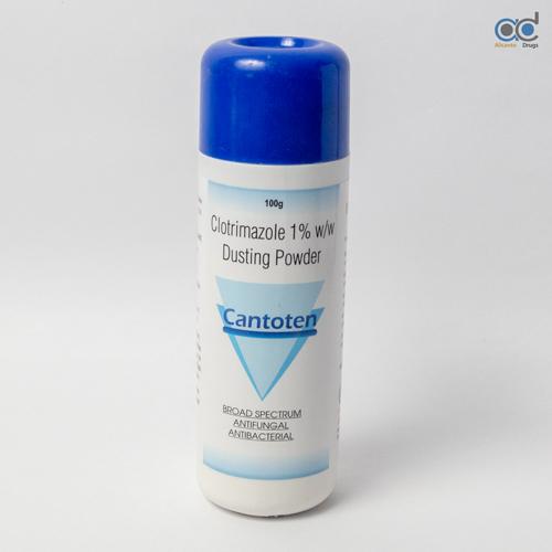Clotrimazole Dusting Powder 1% w/w
