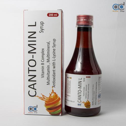Vitamin B complex ,Multivitamin , Multimineral , Antioxidant ,Lysine
