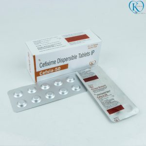 Cefpodoxime 50 mg
