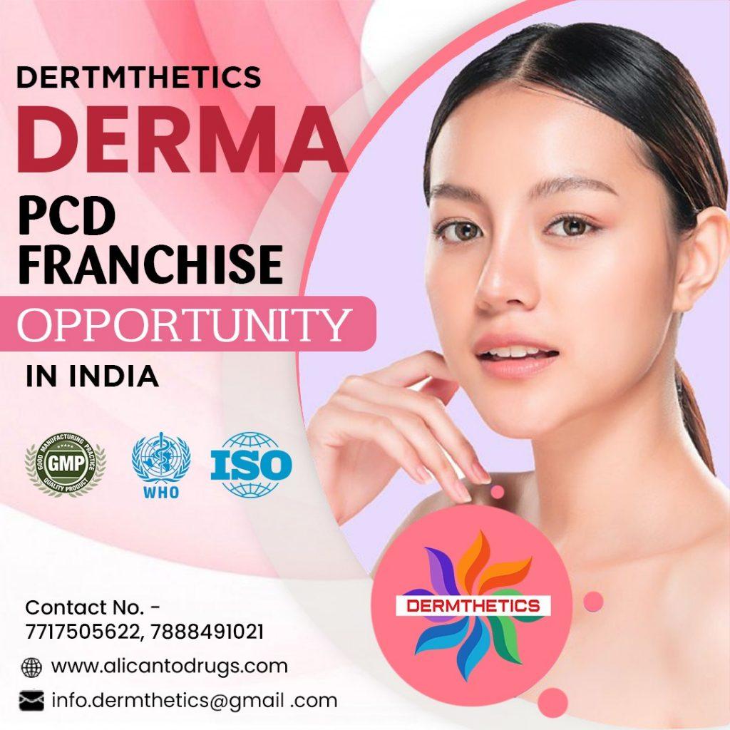 Derma pcd franchise company in Hathras